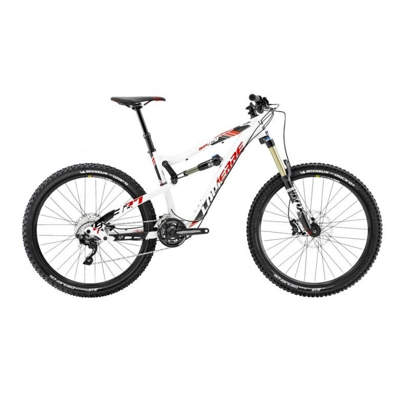 Lapierre Spicy 327 Mountain Bike 2015 White Red Black