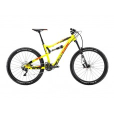 Lapierre Zesty AM 427 Mountain Bike 2015 Yellow Red Black