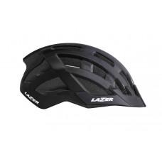 Lazer Compact MTB Bike Helmet Black 2018