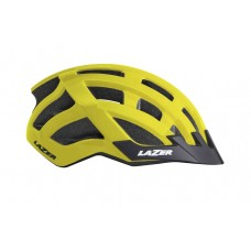 Lazer Compact MTB Bike Helmet Flash Yellow 2018