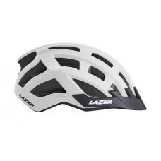 Lazer Compact MTB Bike Helmet White 2018