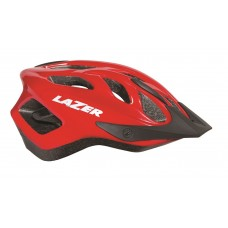 Lazer Cyclone MTB Bike Helmet Red 2018