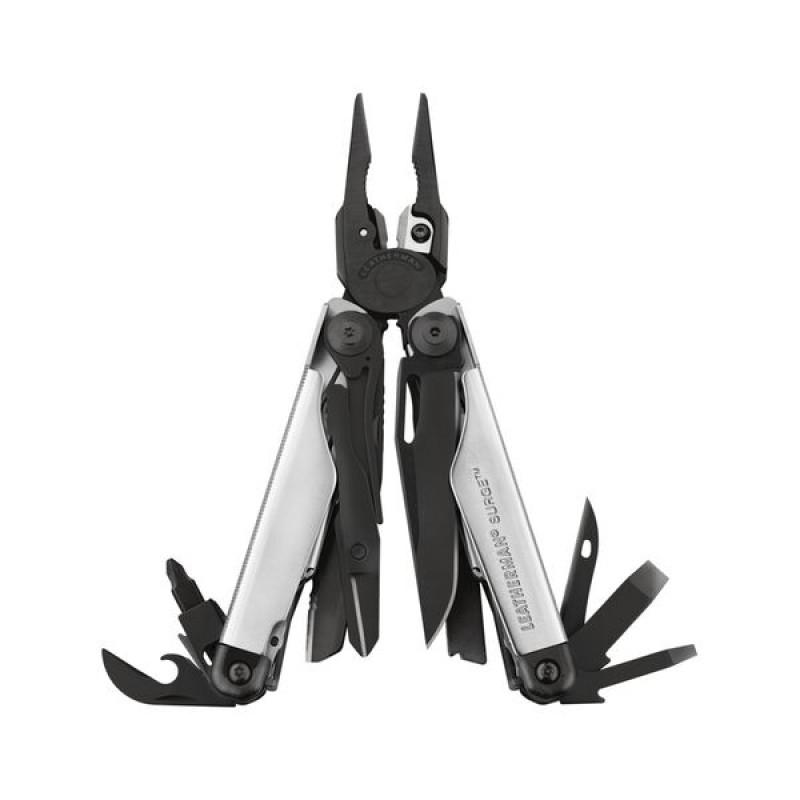 Leatherman Surge 21-In-1 Multitool Black & Silver