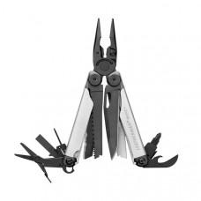 Leatherman Wave Plus 18-In-1 Multitool Black & Silver