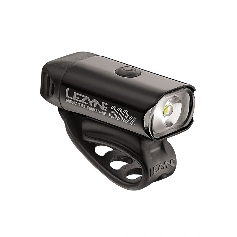 Lezyne Hecto Drive 300XL Front LED Bike Light