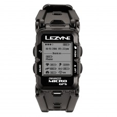 Lezyne Micro GPS Watch with Heart Rate