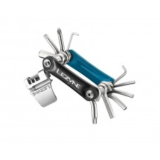 Lezyne RAP-14 Multi Tool Kit Blue/Black