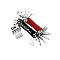 Lezyne RAP-14 Multi Tool Kit Red/Black