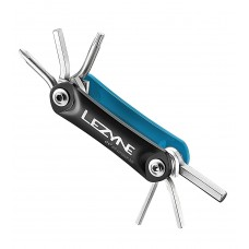 Lezyne RAP-6 Multi Tool Kit Blue/Black