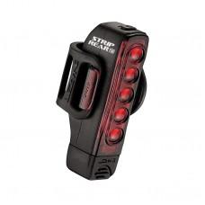 Lezyne Strip Drive Rear Light Black - 150 Lumens