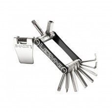 Lezyne V11 Multi Tool Kit Black/Nickel