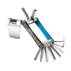 Lezyne V11 Multi Tool Kit Blue/Black