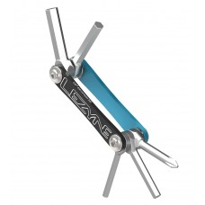 Lezyne V5 Multi Tool Kit Blue/Black