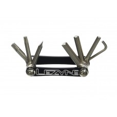 Lezyne V7 Multi Tool Kit Black/Nickel