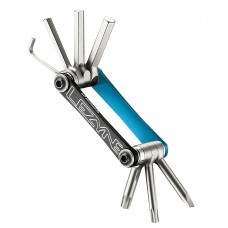 Lezyne V7 Multi Tool Kit Blue/Black