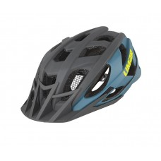 Limar 888 MTB Cycling Helmet Matt Titanium Steel Blue