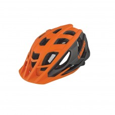 Limar 888 MTB Cycling Helmet Matt Orange Titanium