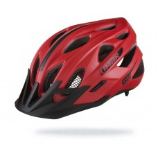 Limar 545 MTB Cycling Helmet Matt Red