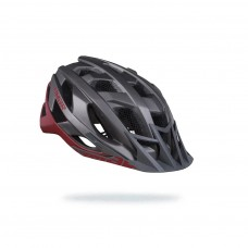 Limar 888 MTB Cycling Helmet Matt Titanium Red