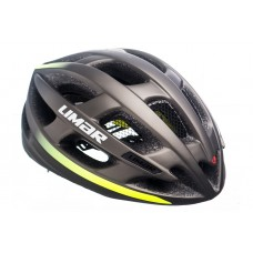 Limar Ultralight Lux Road Cycling Helmet Reflective Matt Black