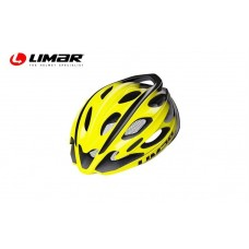 Limar Ultralight + Double Shell Road Cycling Helmet Yellow