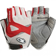 Lizard Skins LA SAL 2.0 Short Finger Gloves Red