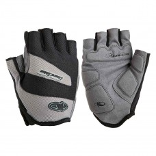 Lizard Skins LA SAL 3.0 Short Finger Gloves Black