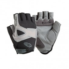 LizardSkins LA SAL 2.0 Short Finger Gloves Black