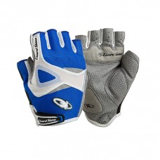LizardSkins LA SAL 2.0 Short Finger Gloves Blue