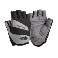LizardSkins LA SAL 3.0 Short Finger Gloves Black