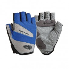 LizardSkins LA SAL 3.0 Short Finger Gloves Blue