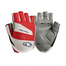 LizardSkins LA SAL 3.0 Short Finger Gloves Red