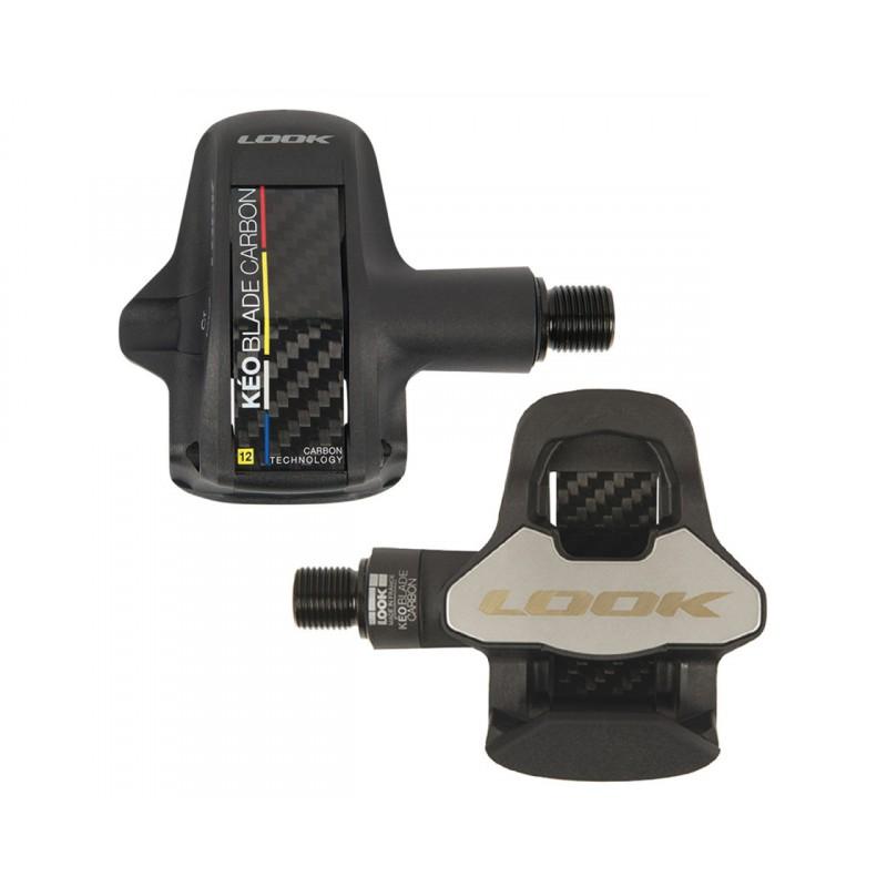 Look Keo Blade Carbon Pedal Black 12+16