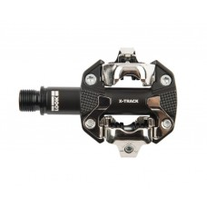 Look X-Track MTB Pedals Dark Grey