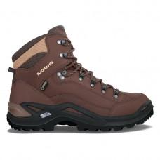 Lowa Renegade GTX Mid Hiking Shoe (Expresso Brown)