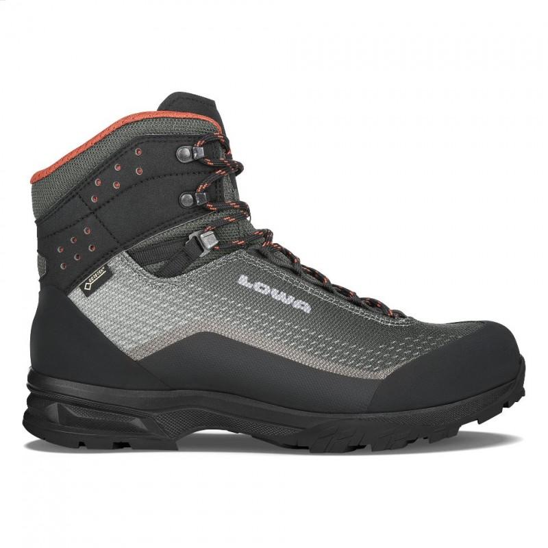 Lowa Irox GTX Mid Trekking Shoe(Olive/Black)