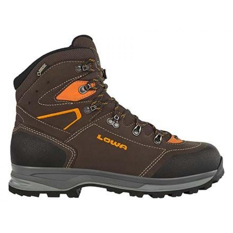 Lowa Lavaredo GTX Hiking Shoe (Slate/Orange)