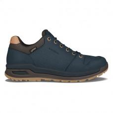 Lowa Locarno GTX Lo Hiking Shoe (Navy)