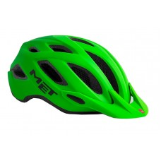 MET Crossover Active Cycling Helmet Shaded Green Matt 2019