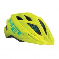 MET Crackerjack Youth Bicycle Helmet Lime Green 2017