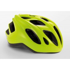 MET Espresso Active Cycling Helmet Safety Yellow Glossy 2019