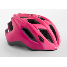 MET Espresso Active Cycling Helmet Strawberry Red Matt 2019