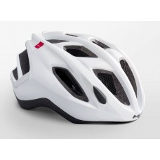 MET Espresso Active Cycling Helmet White Glossy 2019