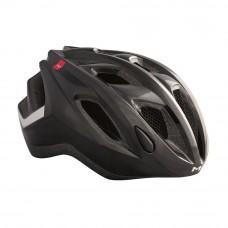 MET Espresso Road Cycling Helmet Black Glossy 2017