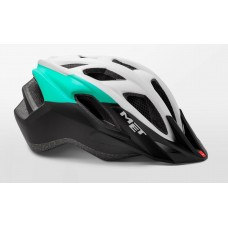 MET Funandgo Active Cycling Helmet Iridescent Mint Green Black Matt 2019