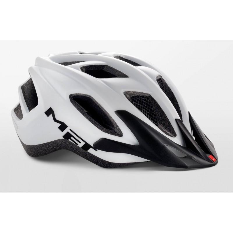 MET Funandgo Active Cycling Helmet White Matt 2019
