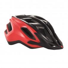 MET Funandgo Cycling Helmet Black-Red 2017