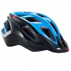 MET Funandgo MTB Helmet, Blue-Black