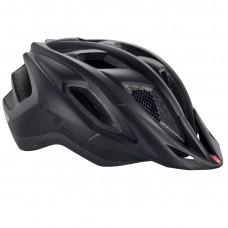 MET Funandgo MTB Helmet, Matt Black