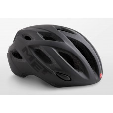 MET Idolo Road Cycling Helmet Black Matt 2019